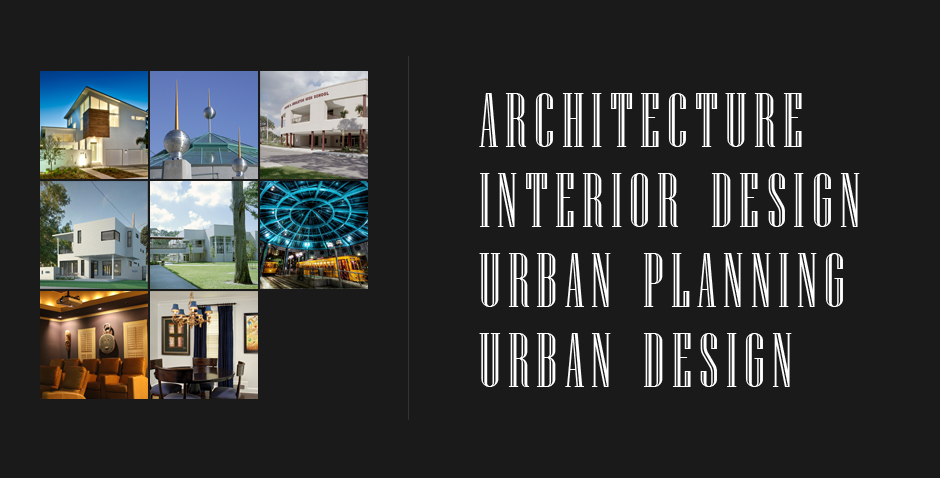 Tampa Architecture, Interior Design, Urban Planning and Urban Design Firm